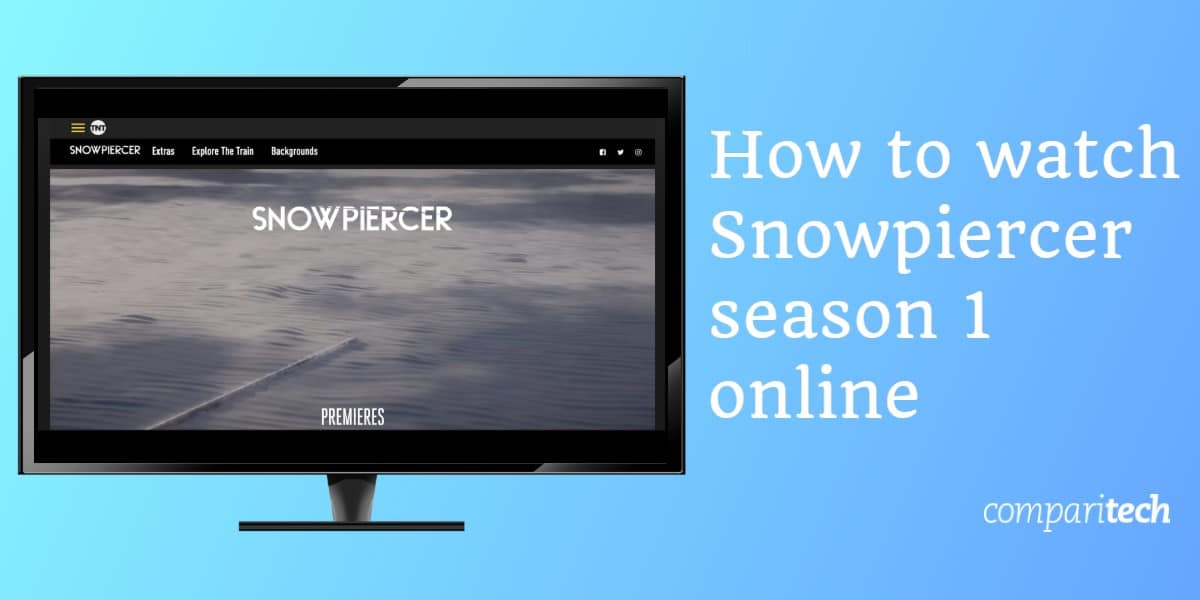 How to watch Snowpiercer season 1 online