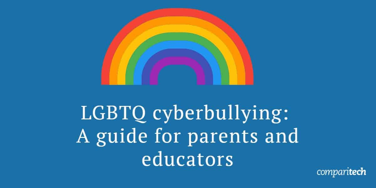 LGBTQ-cyberbullying