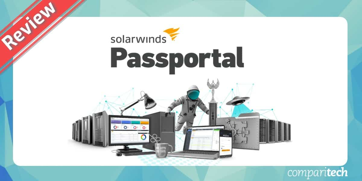 SolarWinds Passportal Suite Review