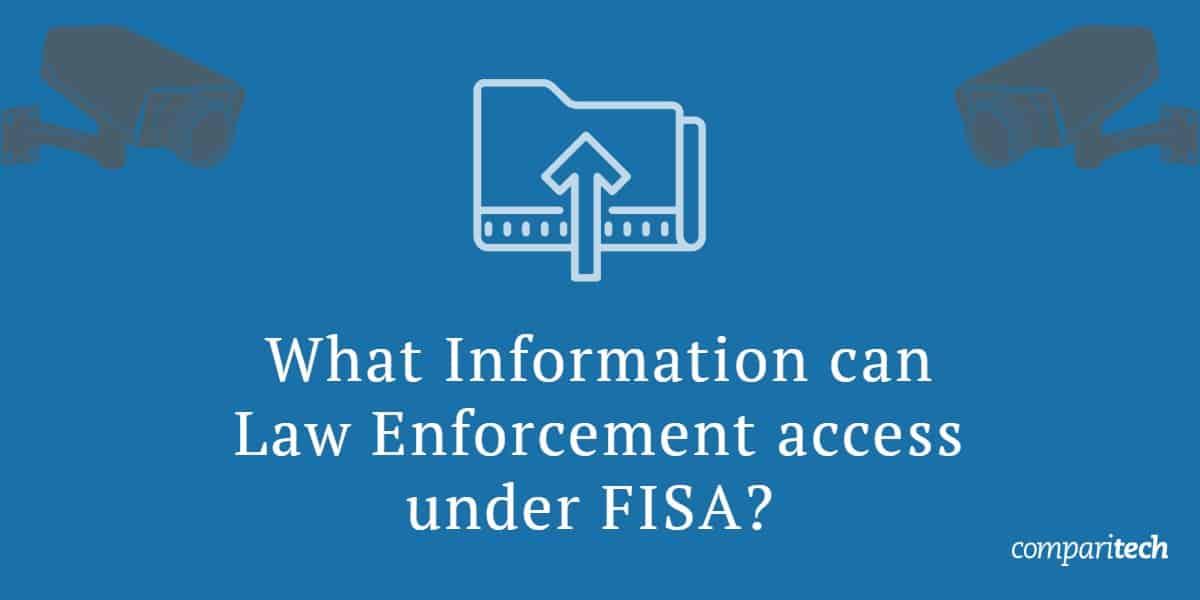 fisa-law-enforcement