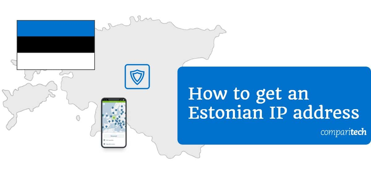 Estonian IP address