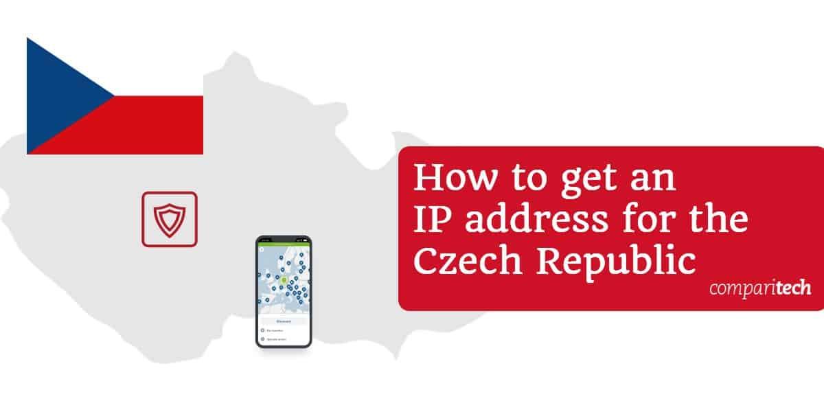 IP address Czech Republic