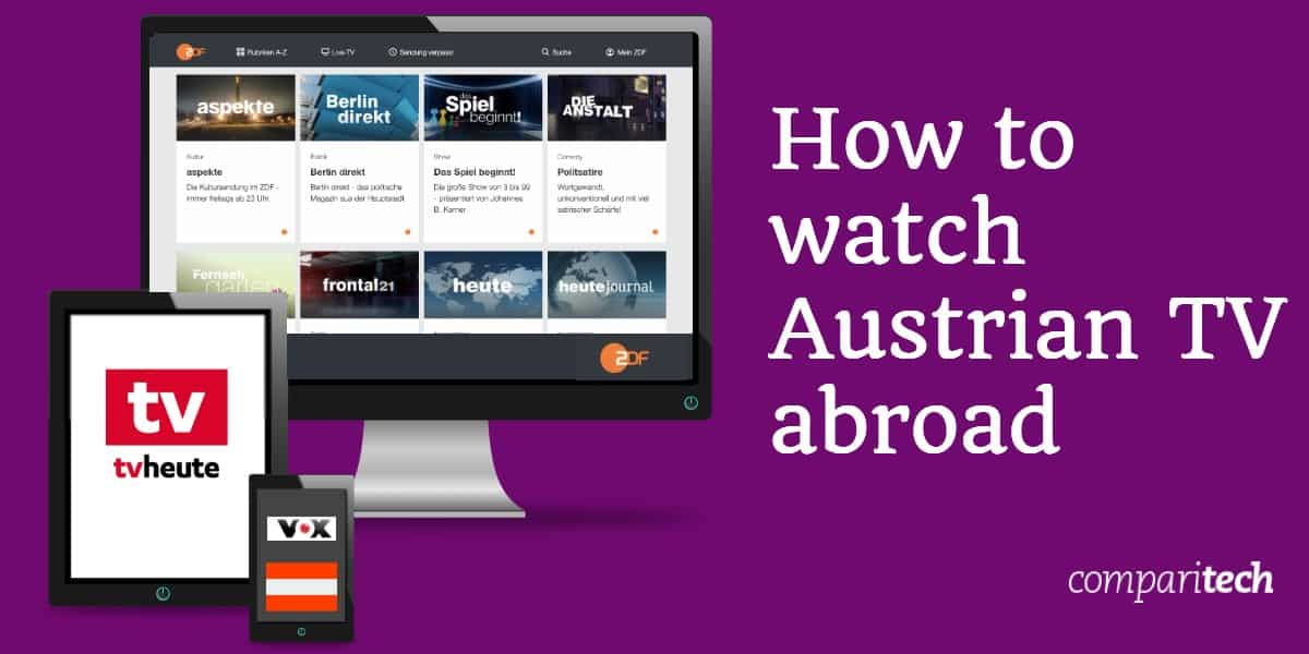 watch Austrian TV abroad