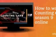 How to watch Counting Cars season 9 online from anywhere