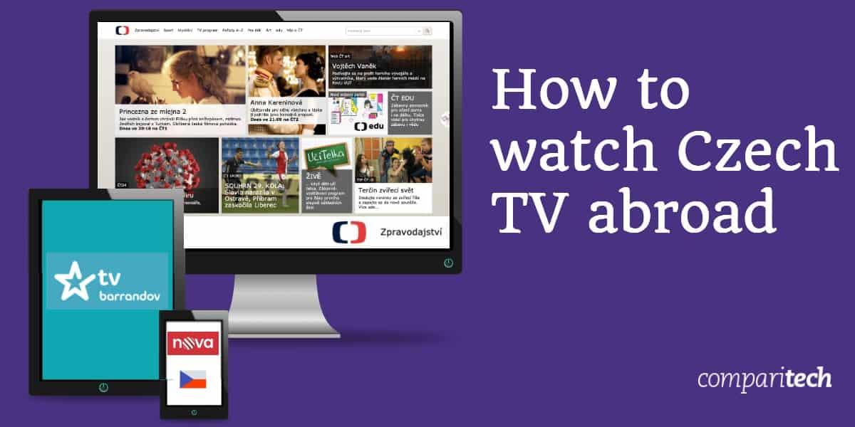 watch Czech TV abroad