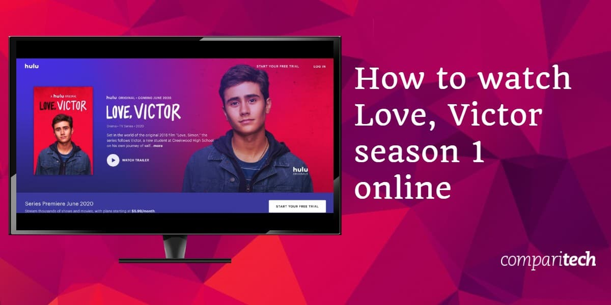 watch Love, Victor season 1 online