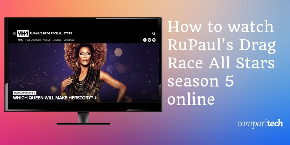 watch RuPaul's Drag Race All Stars
