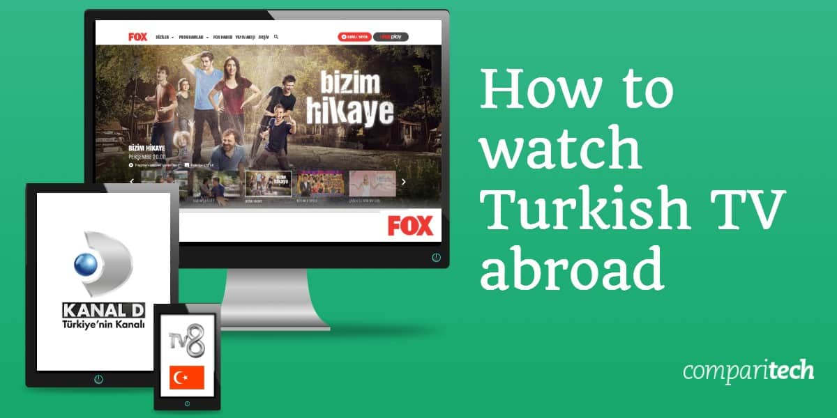 watch Turkish TV abroad