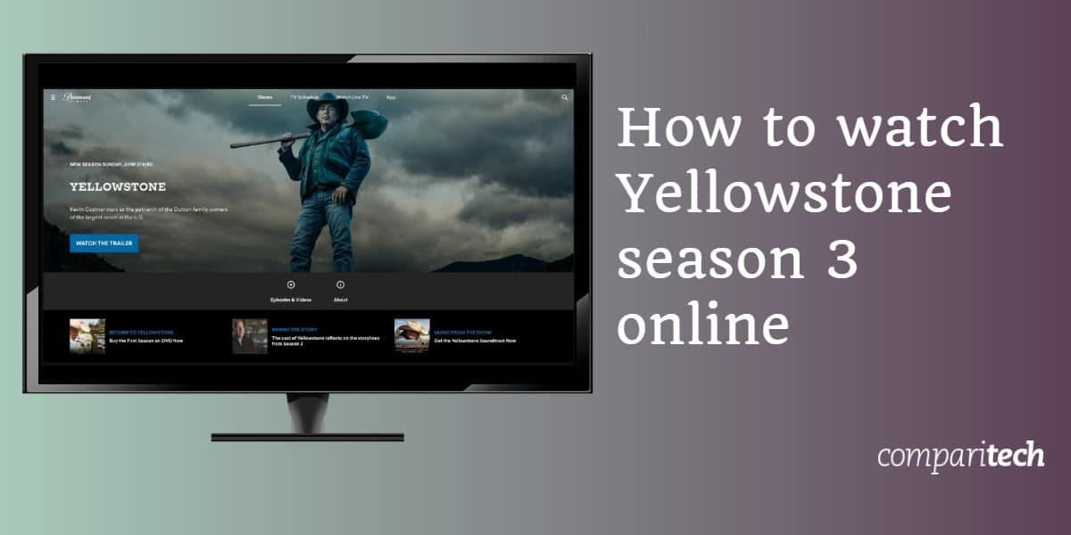 How to watch Yellowstone season 3 online