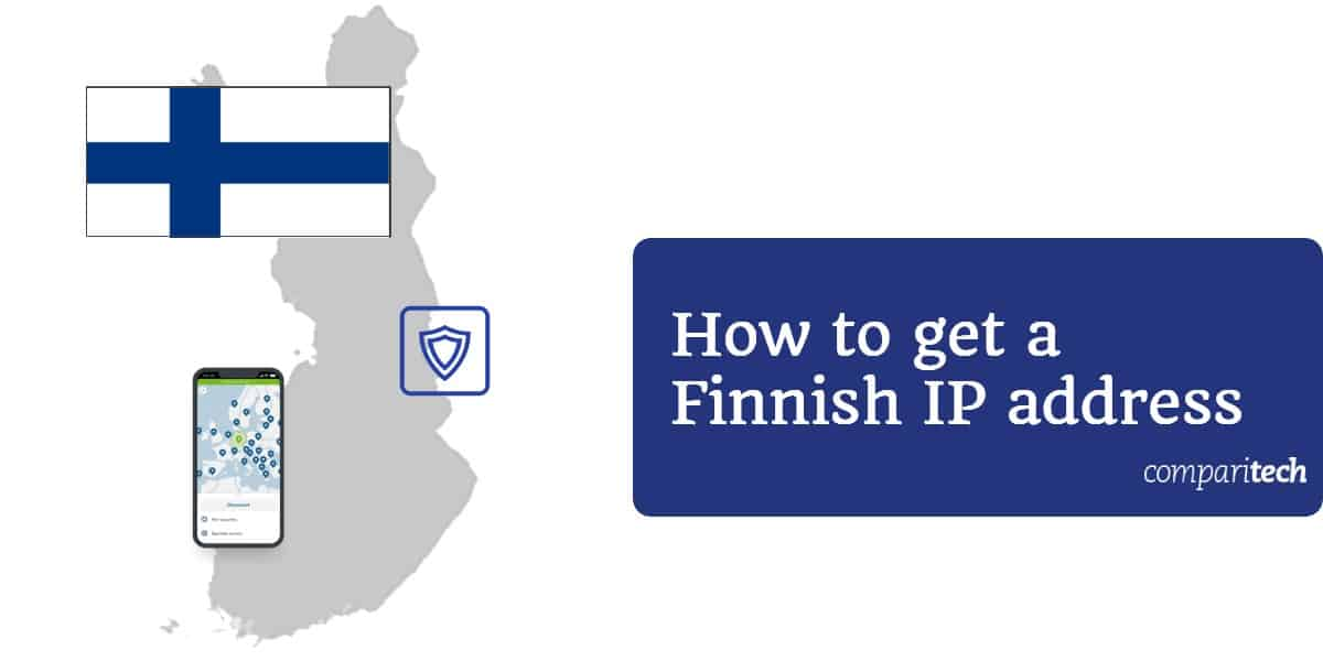 Finnish IP address