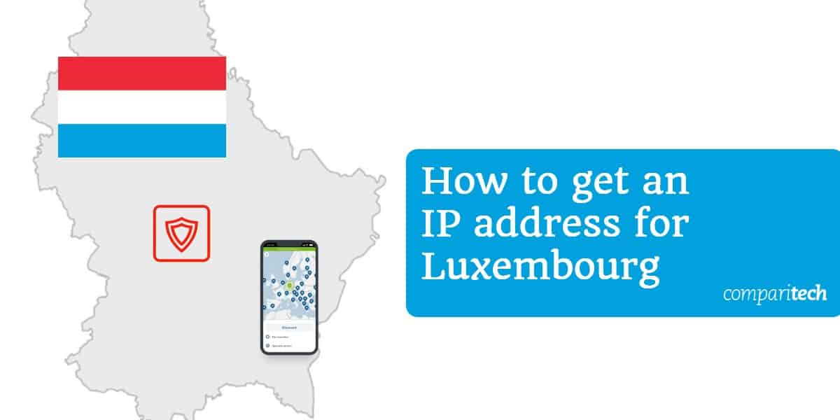Luxembourg IP address