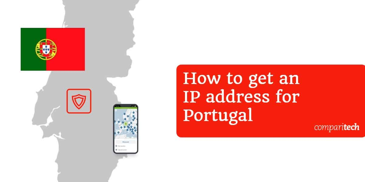 Portugal Ip address