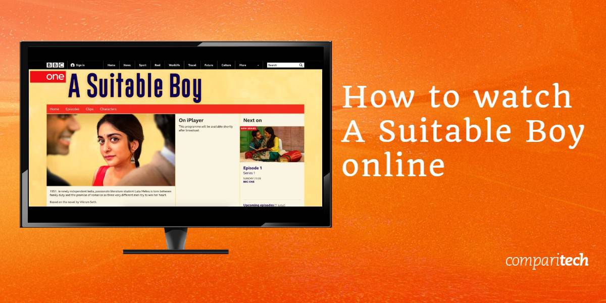 How to watch A Suitable Boy online