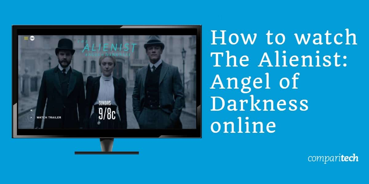 watch The Alienist Angel of Darkness online