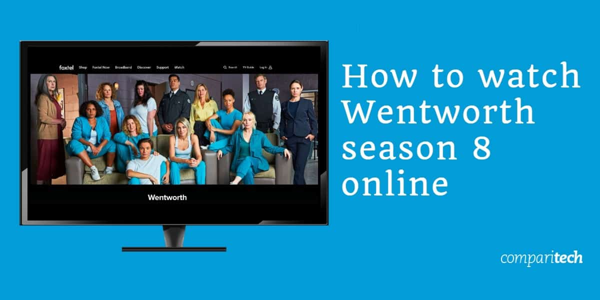 watch Wentworth season 8 online