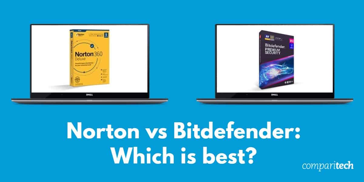 Norton vs Bitdefender Premium Security
