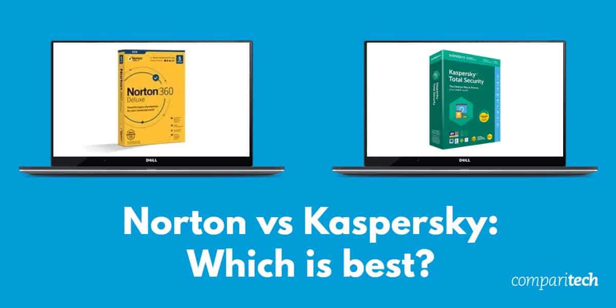 Norton vs Kaspersky