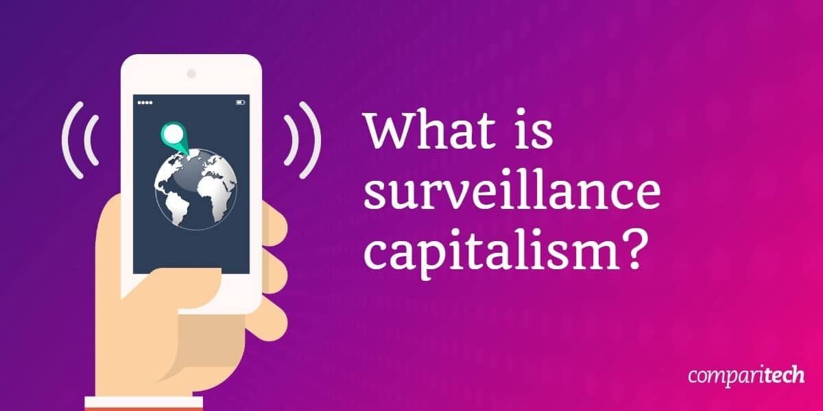 What is surveillance capitalism