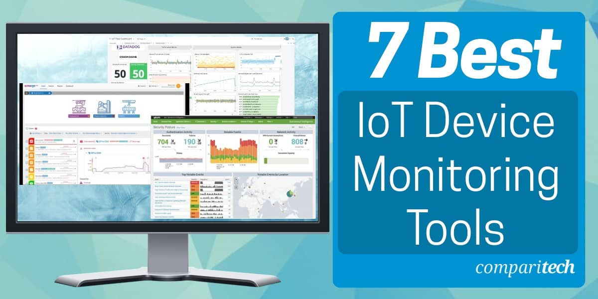 Best IoT Device Monitoring Tools