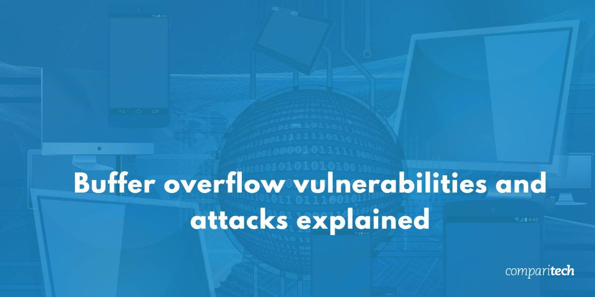 Buffer overflow vulnerabilities and attacks explained