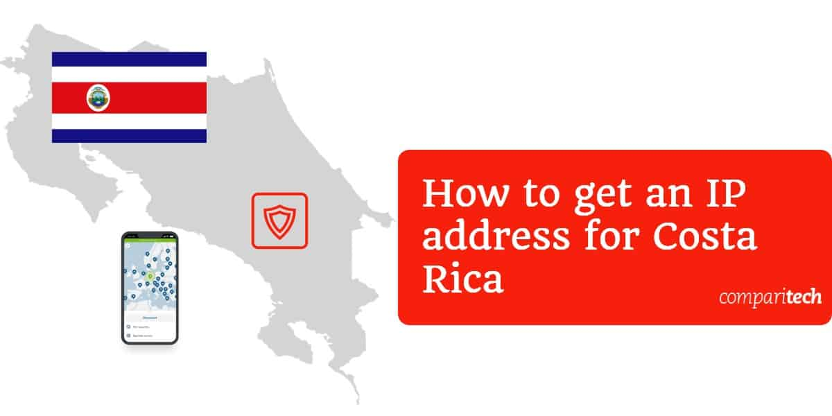IP address Costa Rica