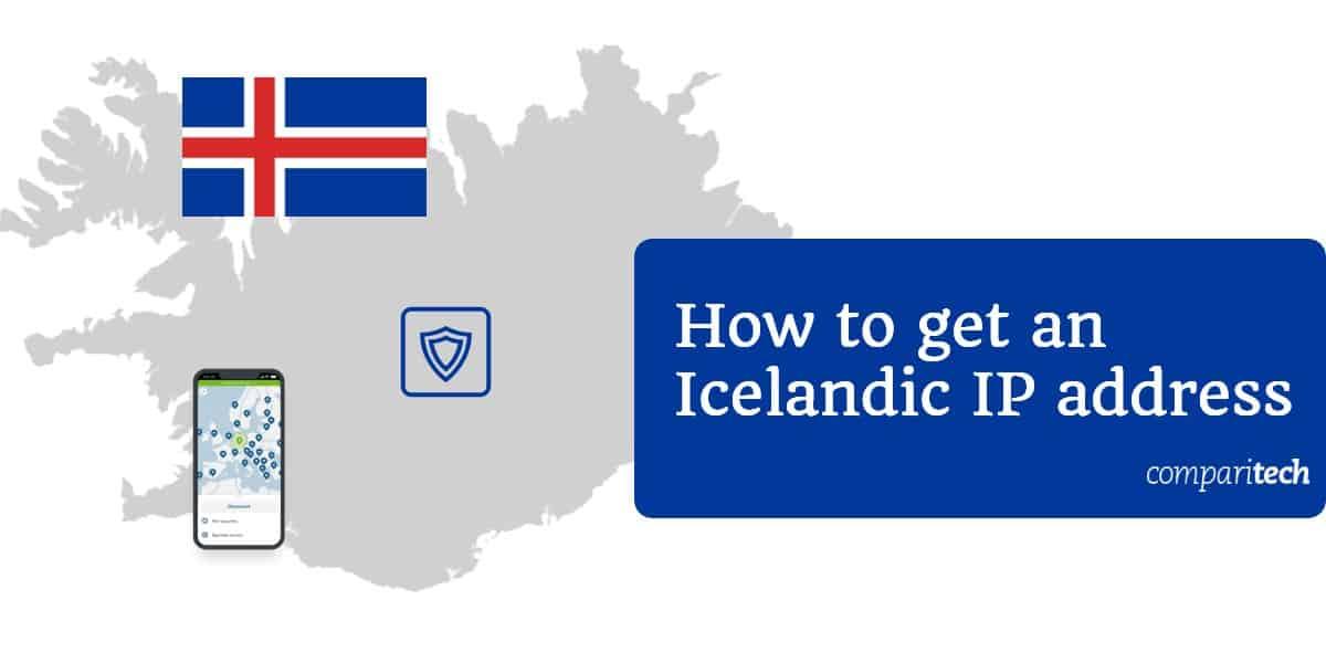 Icelandic IP address