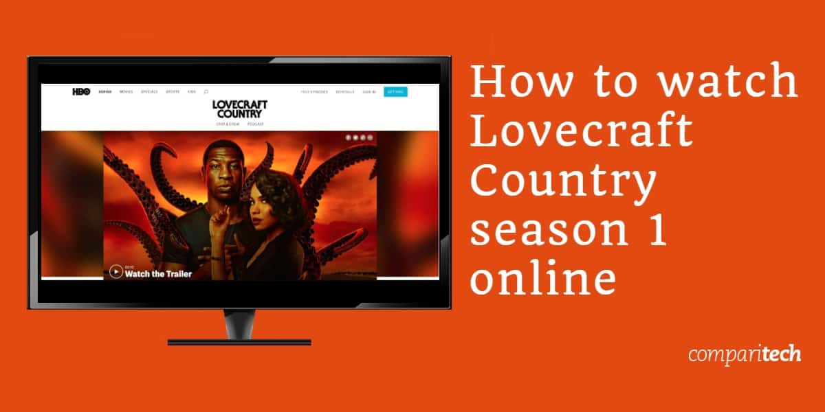 watch Lovecraft Country season 1 online