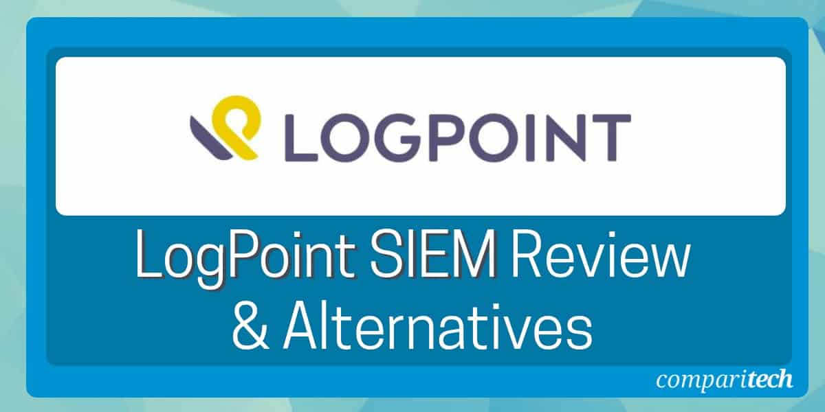 LogPoint SIEM Review and Alternatives