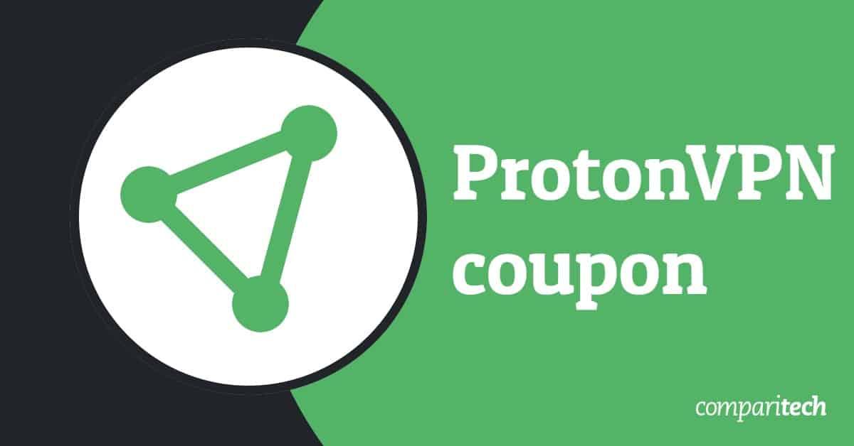 ProtonVPN Coupon