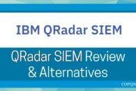 QRadar SIEM Review & Alternatives