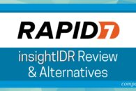 Rapid7 insightIDR Review and Alternatives