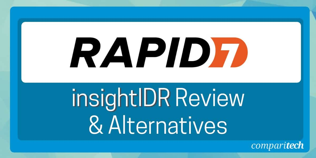 insightIDR Review and Alternatives