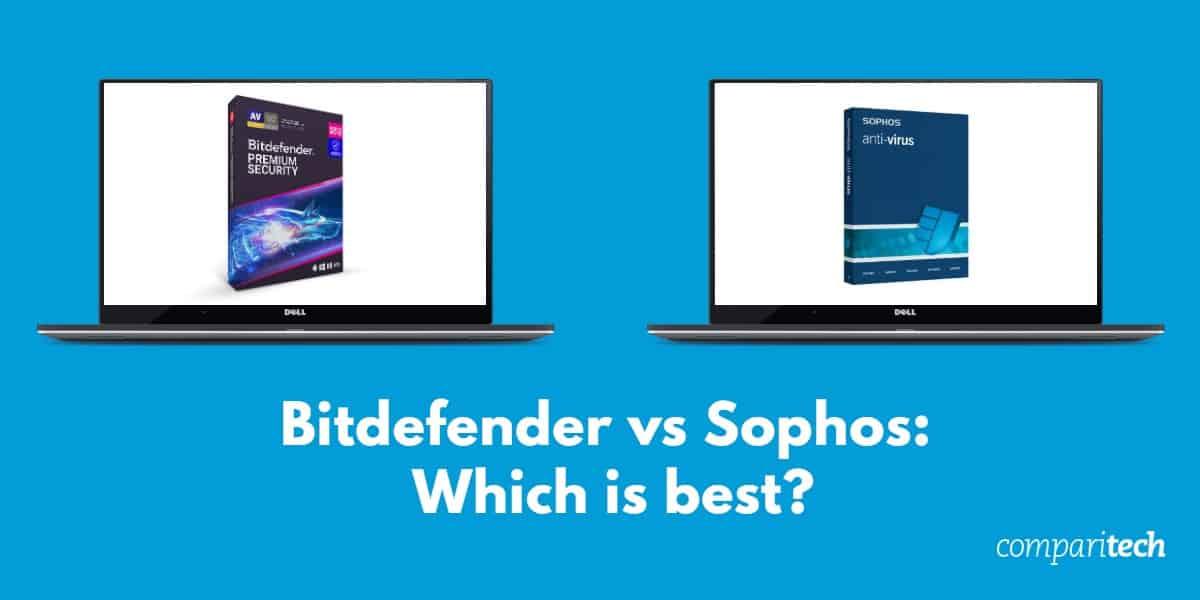 Bitdefender vs Sophos