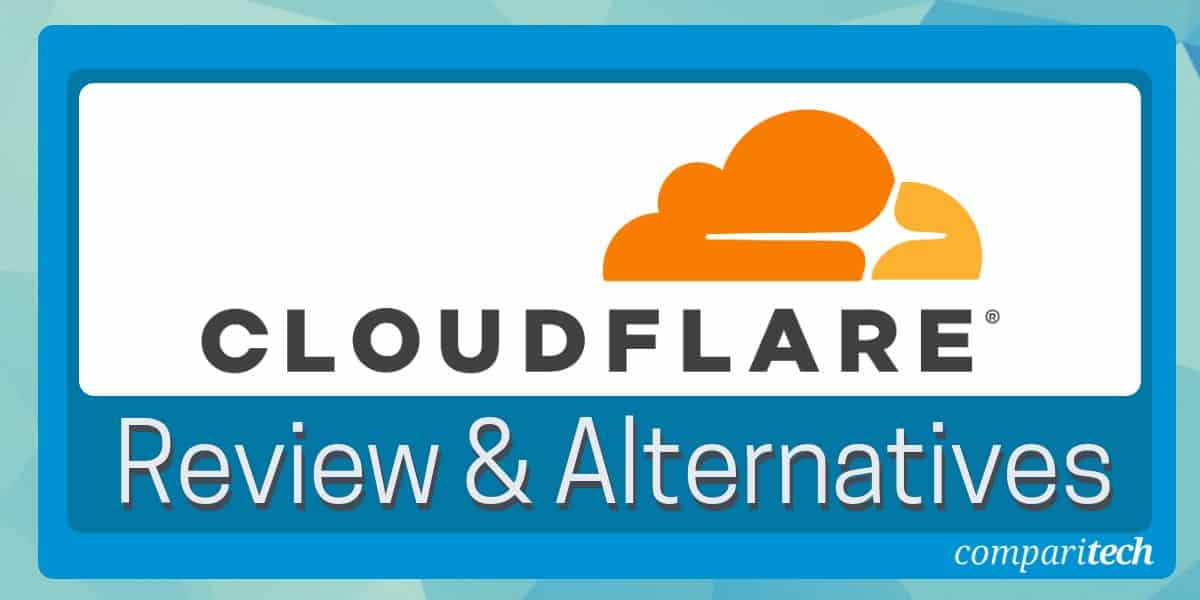 Cloudflare WAF Review & Alternatives