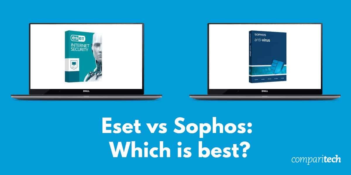 ESET vs Sophos