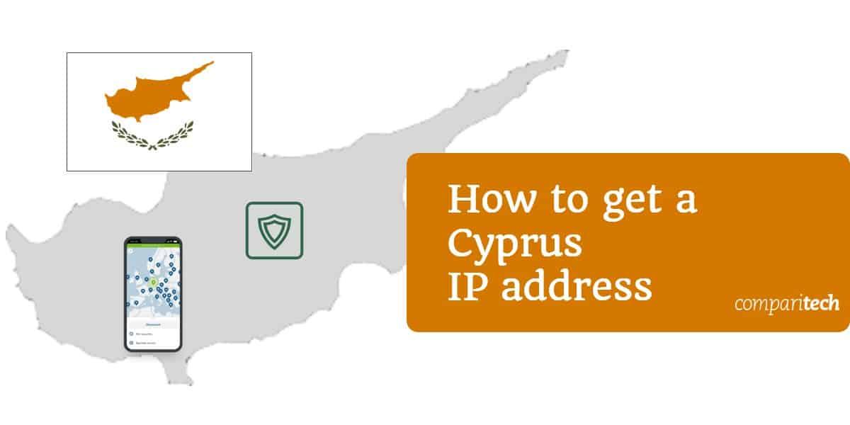 Cyprus IP address (1)