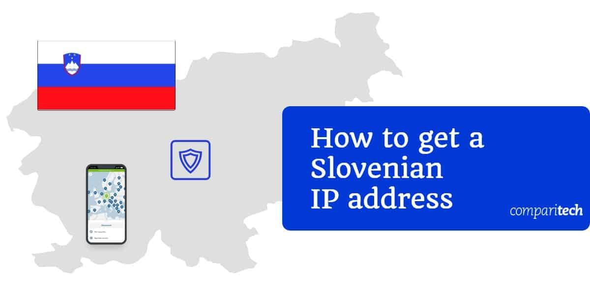 Slovenian IP address