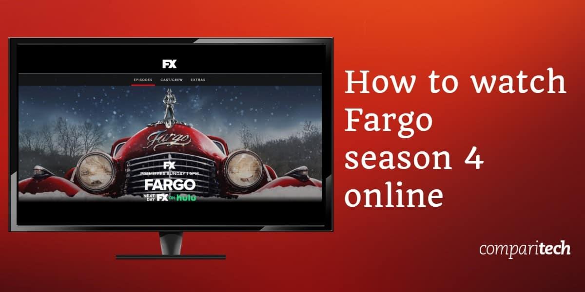 watch Fargo season 4 online
