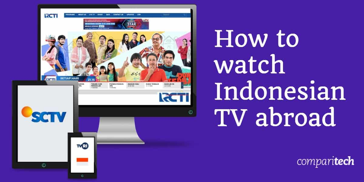 watch Indonesian TV abroad
