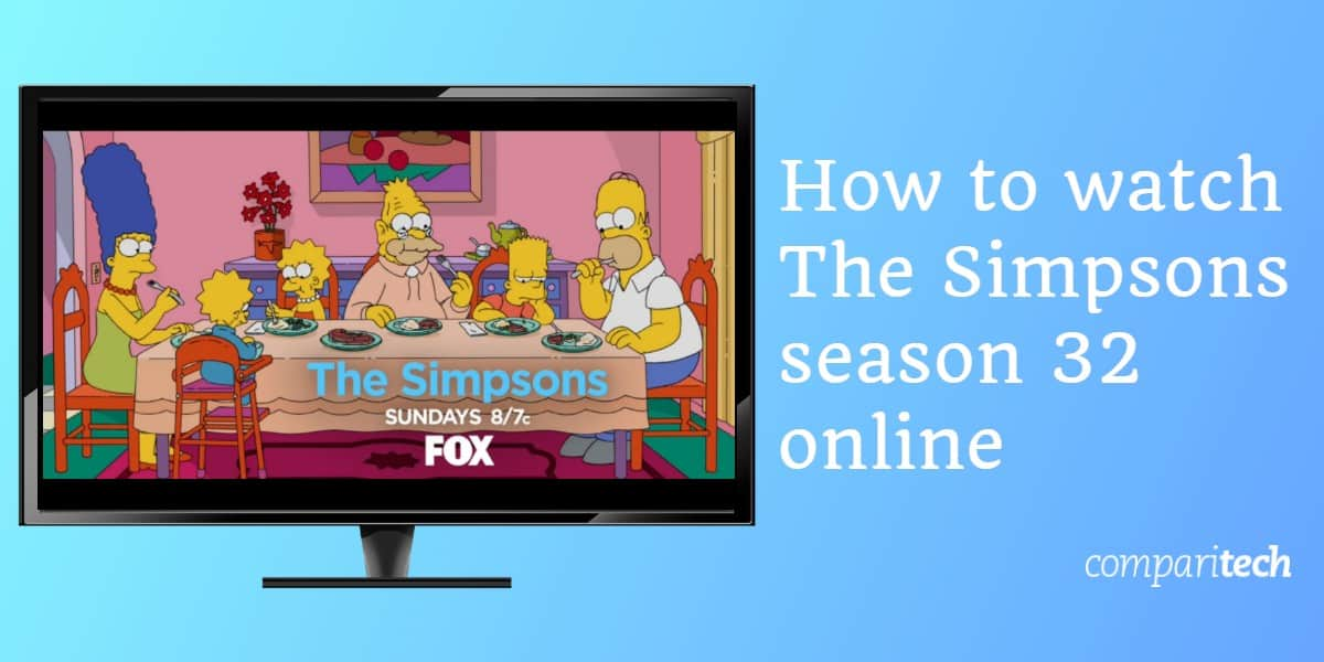 watch The Simpsons season 32 online