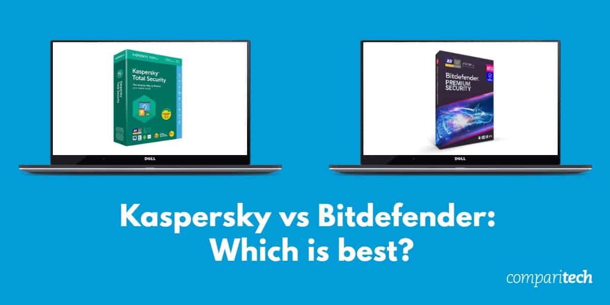 Kaspersky vs Bitdefender