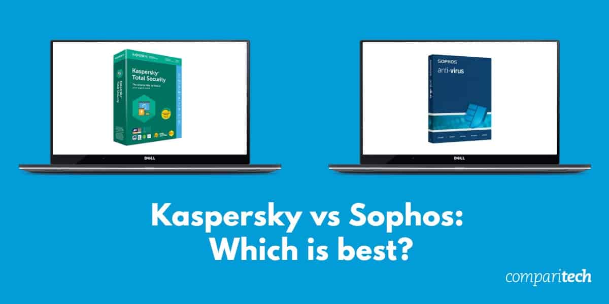 Kaspersky vs Sophos