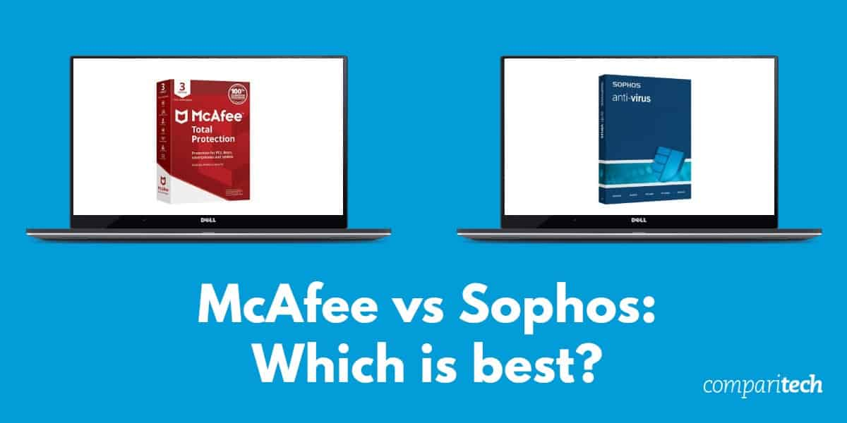 McAfee vs Sophos
