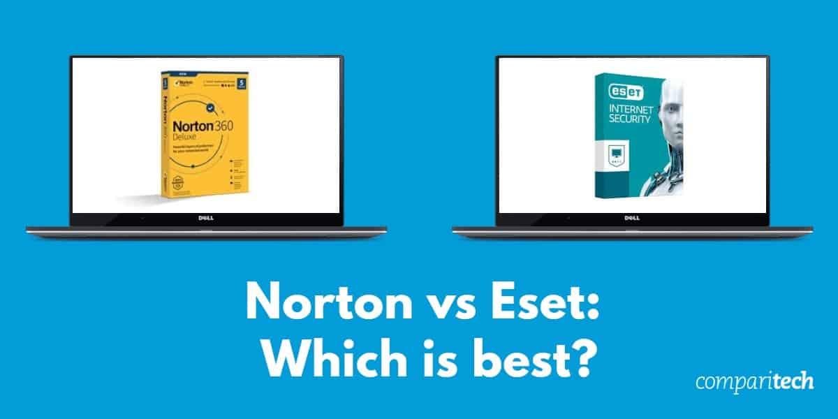 Norton vs Eset