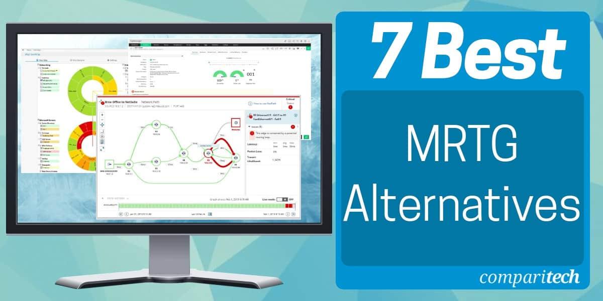 Best MRTG Alternatives