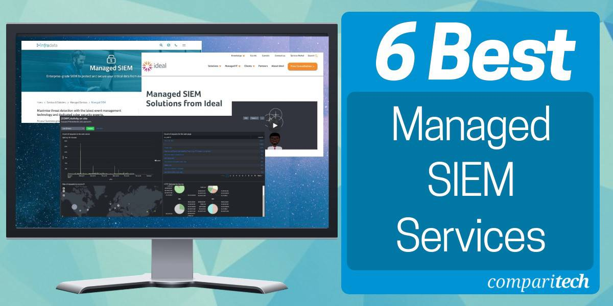 Best Managed SIEM Services