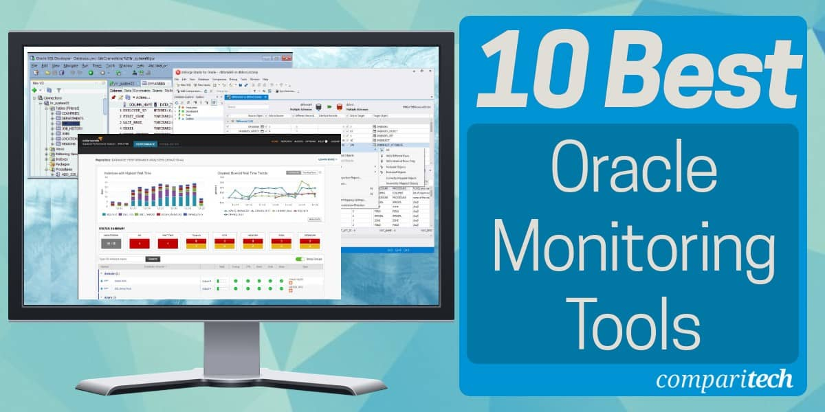 Best Oracle Monitoring Tools