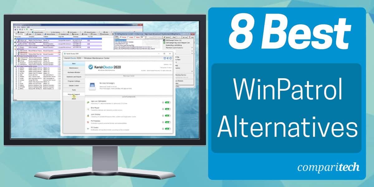 Best WinPatrol Alternatives