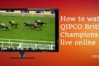 How to watch QIPCO British Champions Day live online free