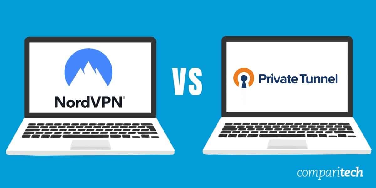 NordVPN vs Private Tunnel review
